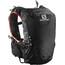 Salomon Skin Pro 15 Set Backpack Black/Bright Red